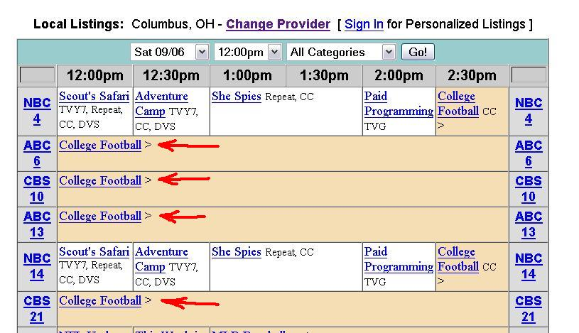 Yahoo Local TV Listings Canada http://www.pic2fly.com/Yahoo+Local+TV ...
